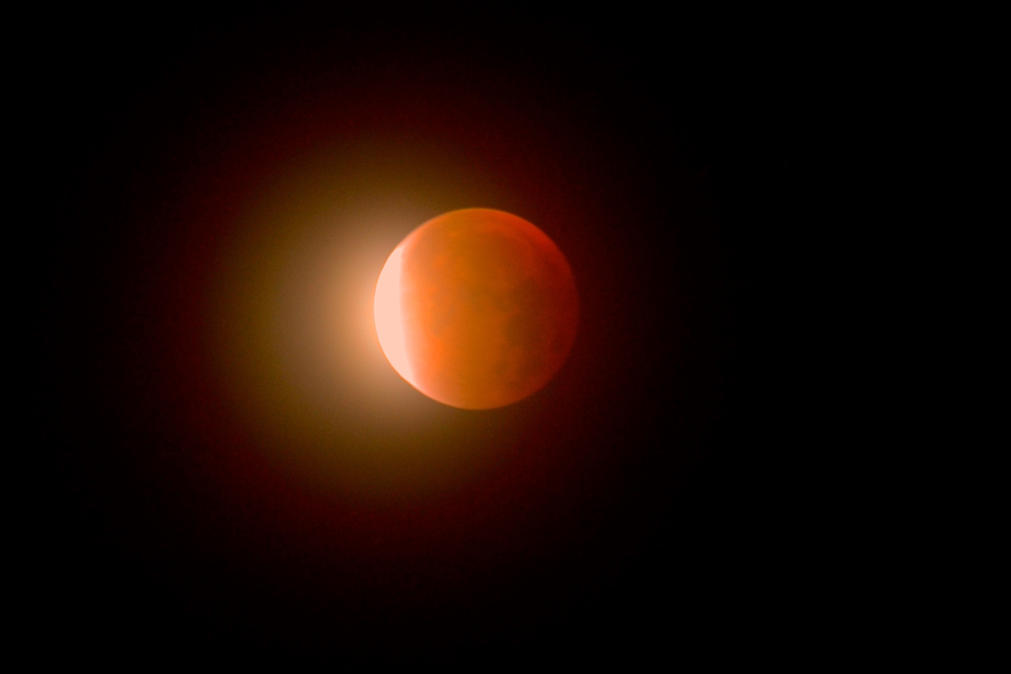 Lunar Eclipse 2015 by AlanWilliams