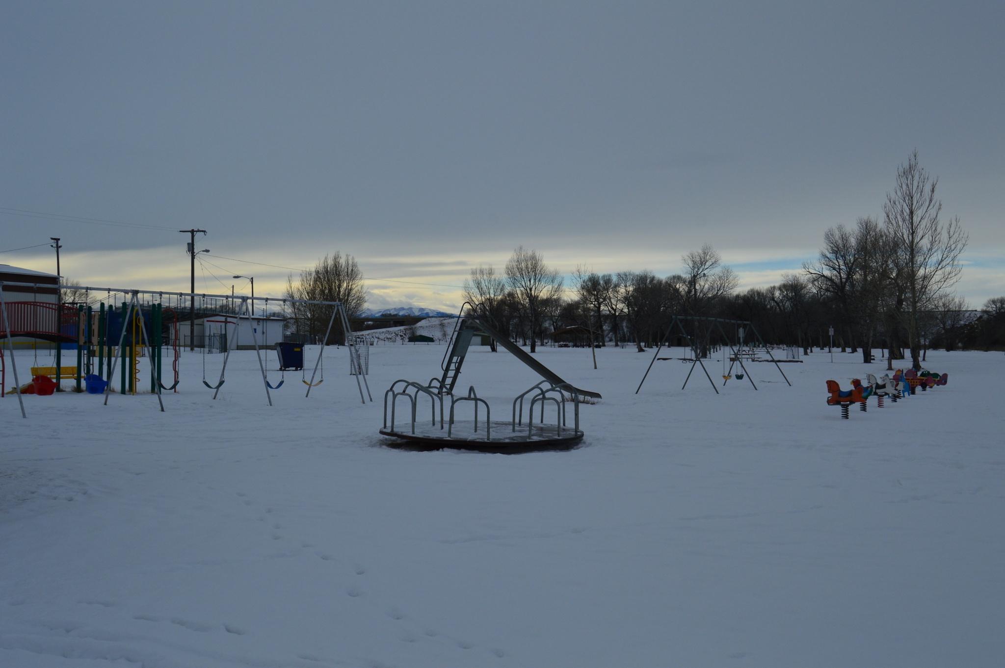 Snow Apocalypse by Shadow456