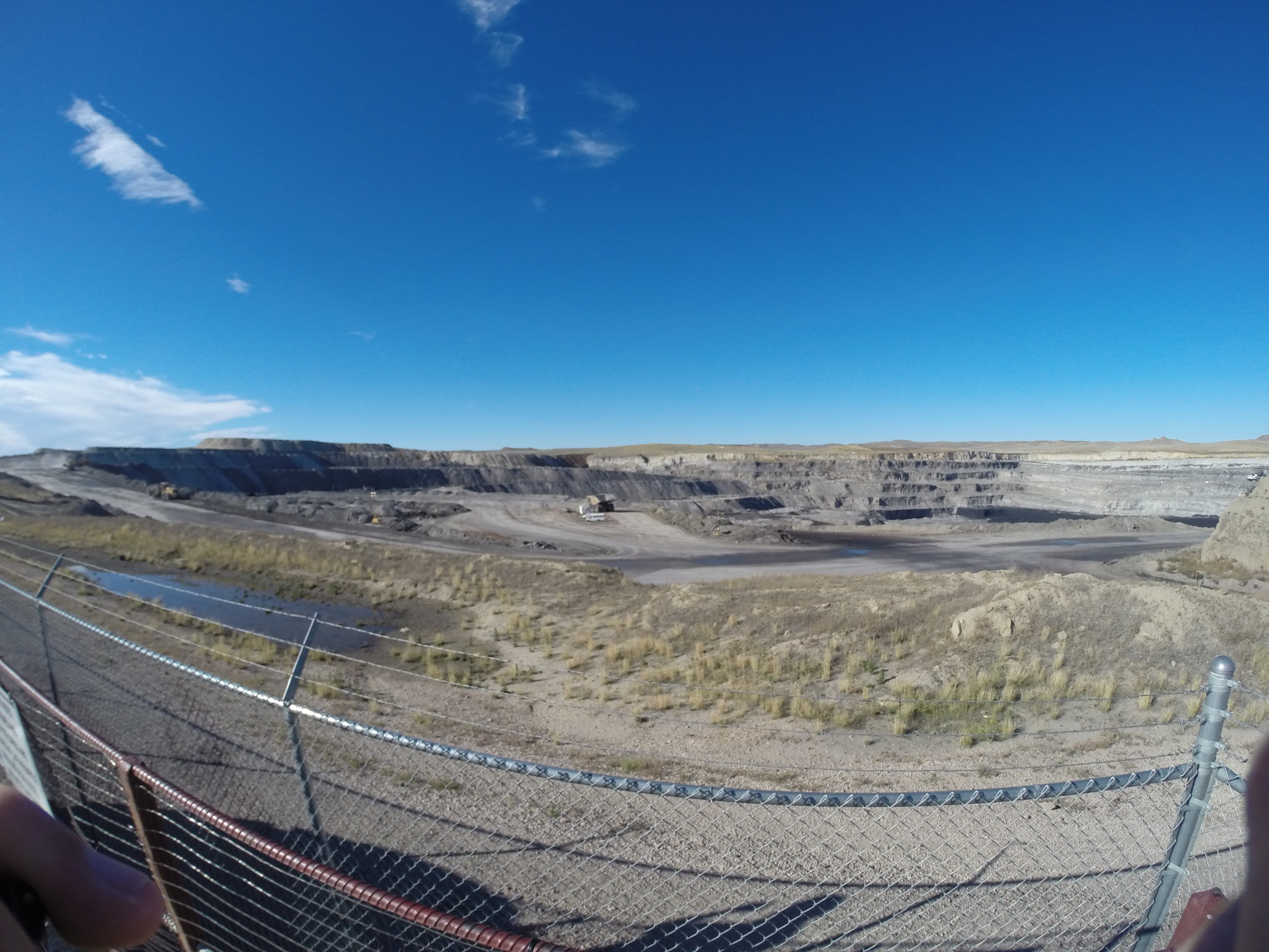 Gillet coal mining by Shadow456