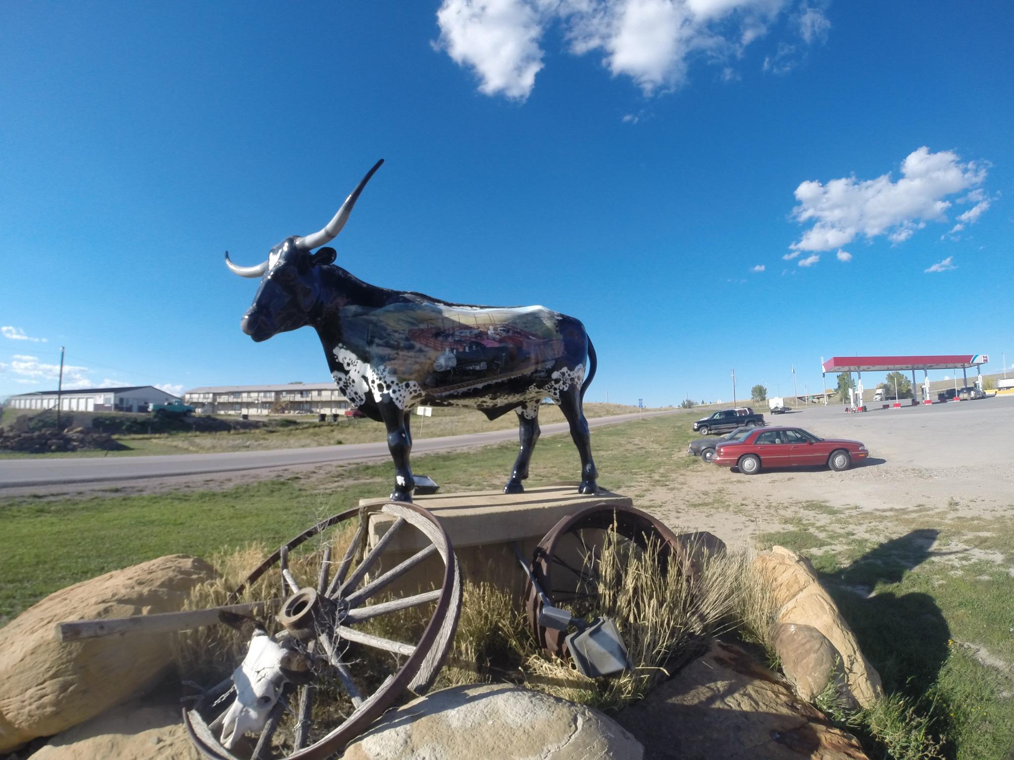 Bull by Shadow456