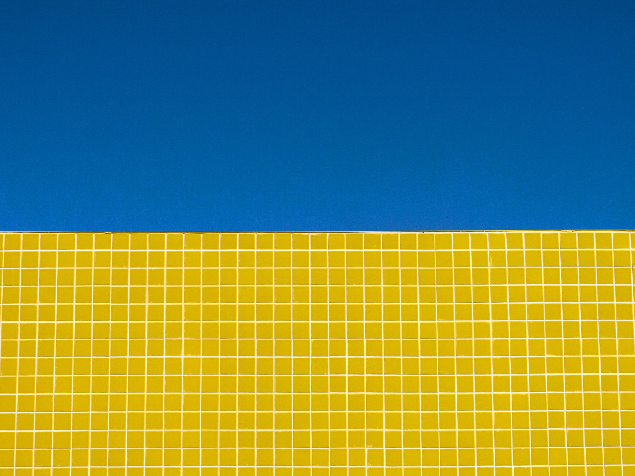 Yellow and Blue by mistaone