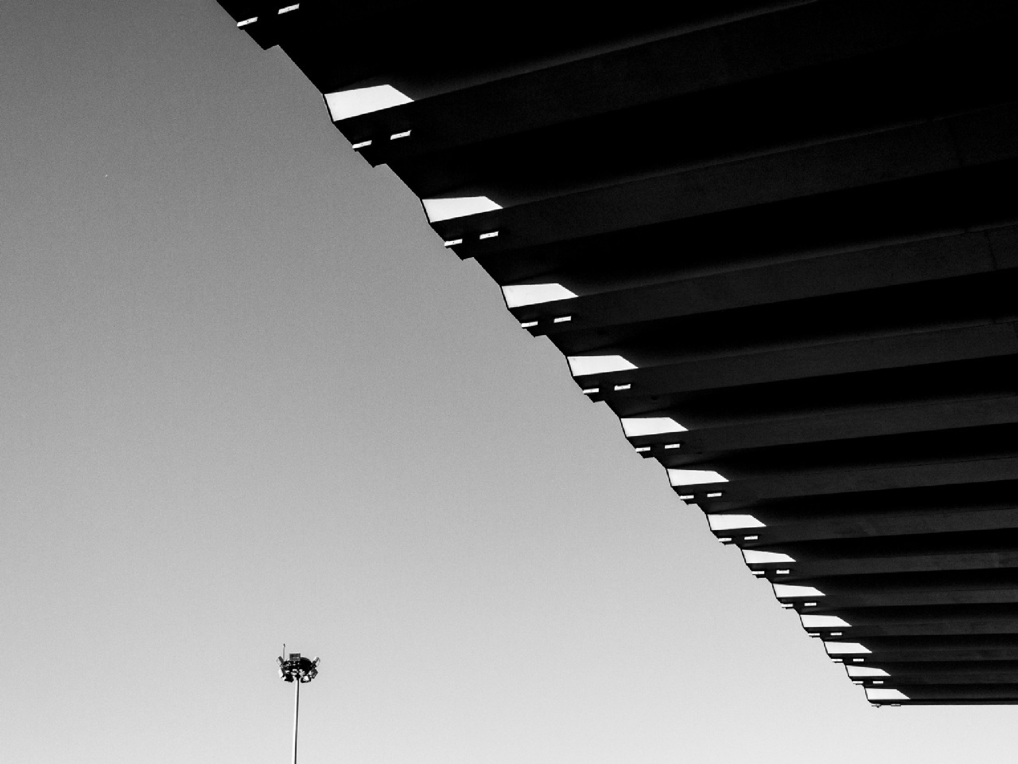 Barcelona Airport by mistaone
