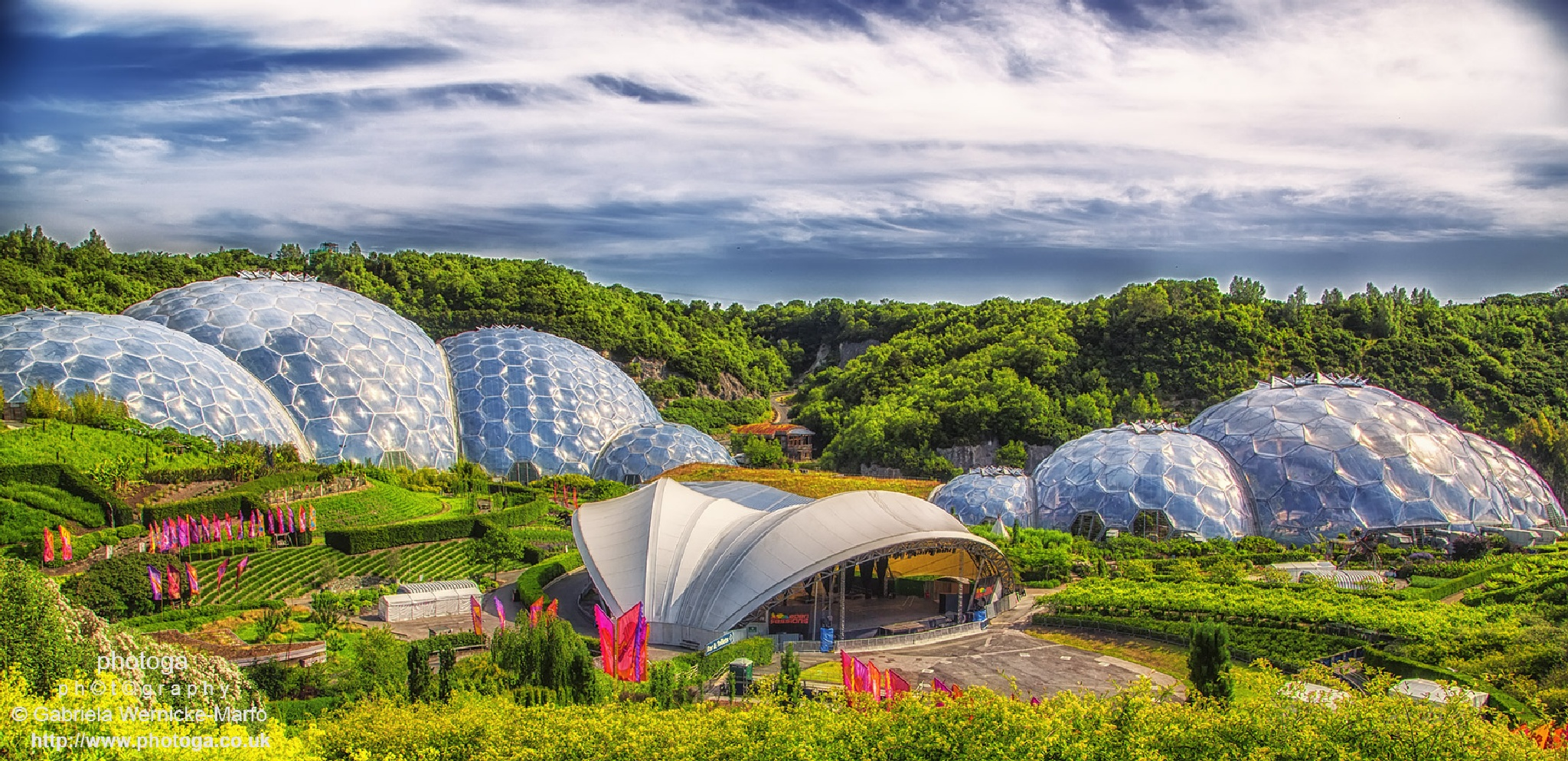 Eden Project by photogaphotography