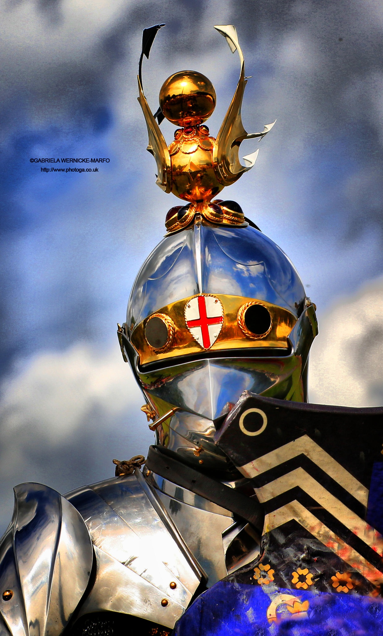 Knight In shinning Armour by photogaphotography