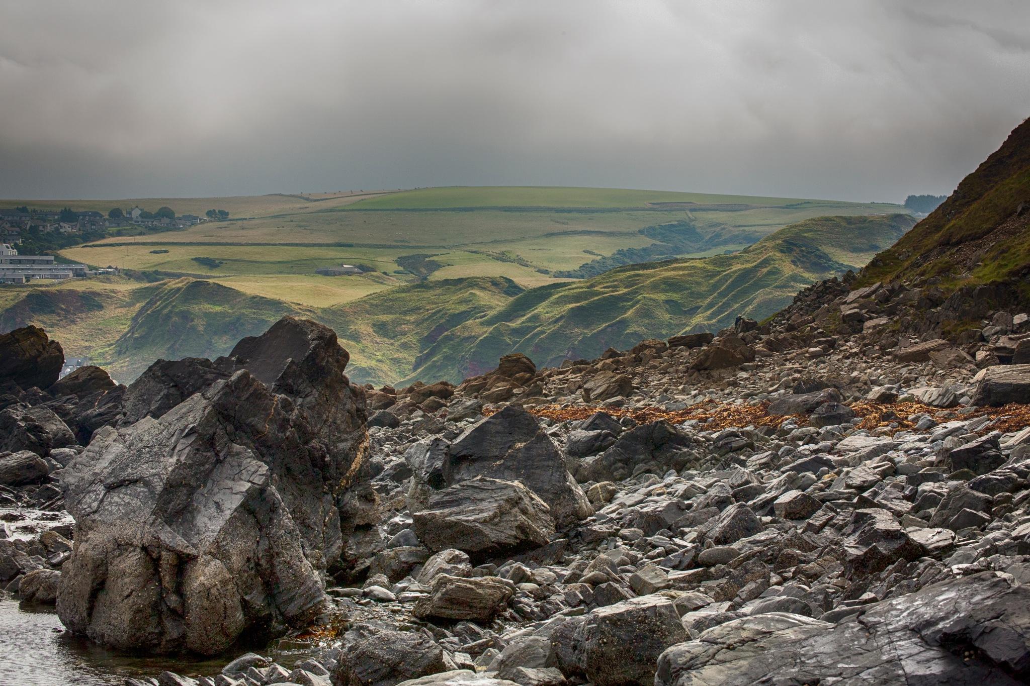 Beyond The Rocks by photogaphotography