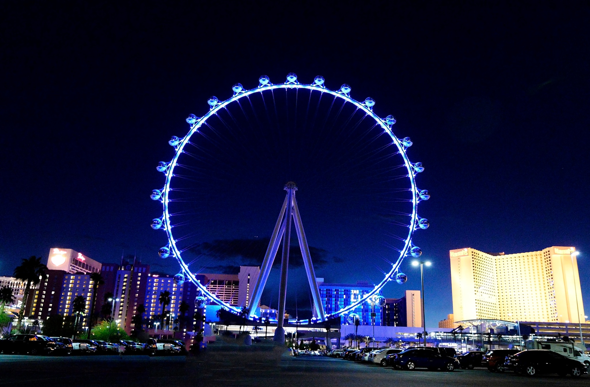 World's Tallest Observation Wheel  by Transfiguracion Images