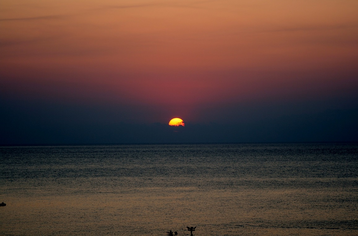 SUNRISE 1 by Giovanna Pagliai