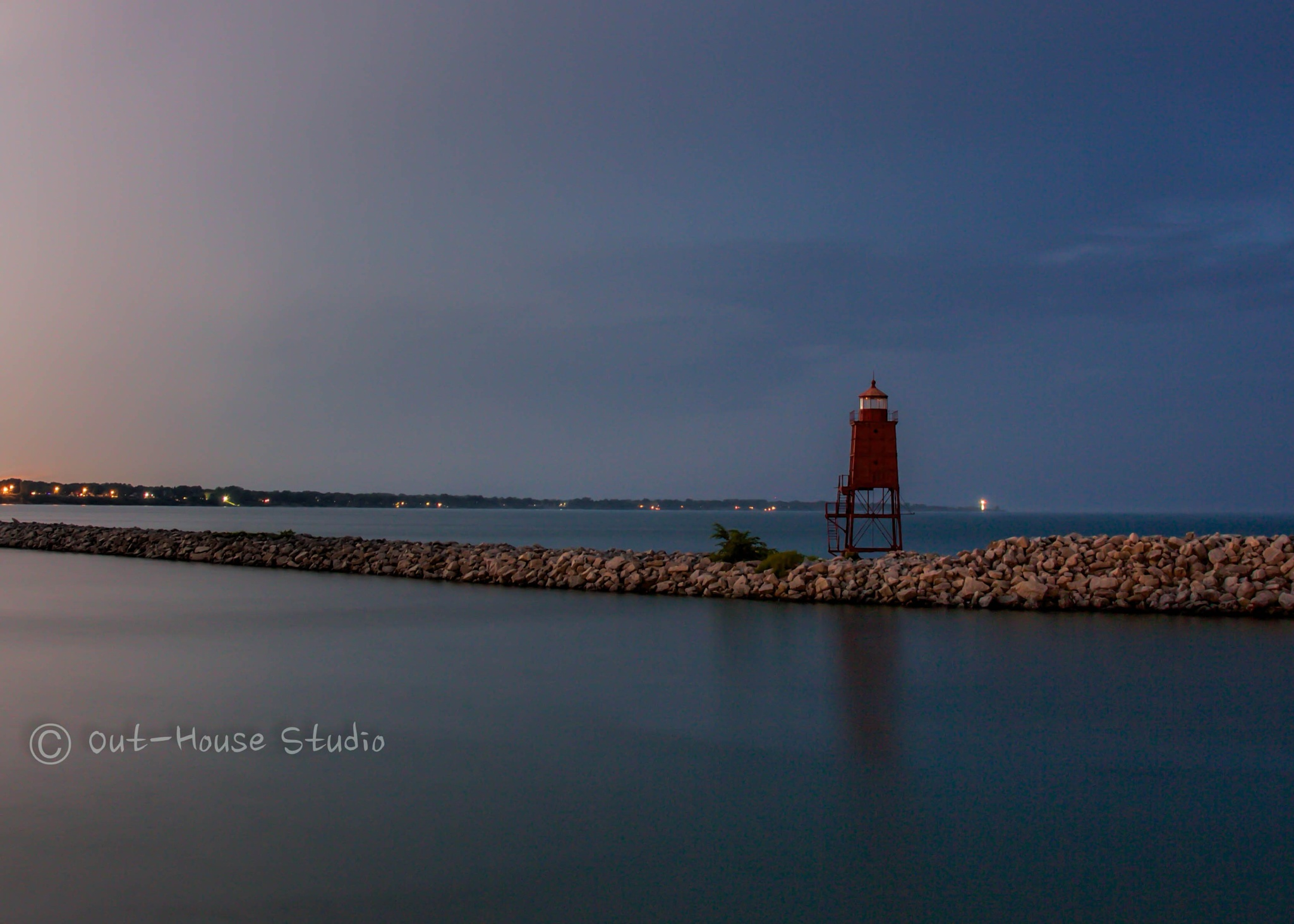 Little Lighthouse  by OutHouseStudio