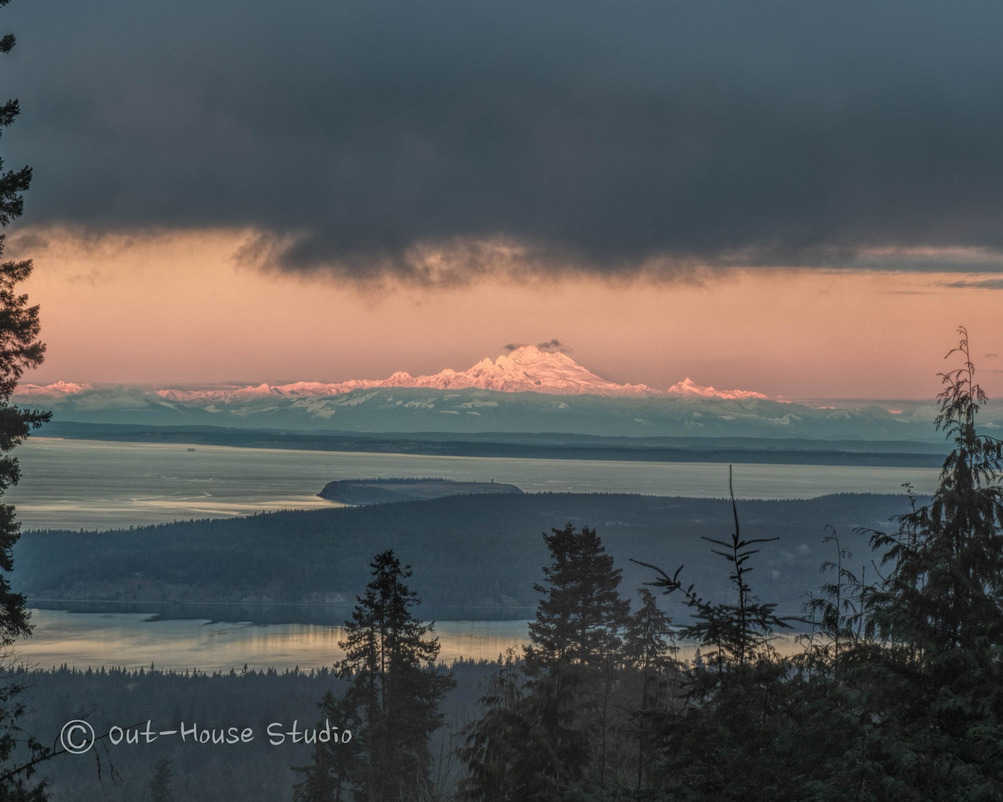 MT Baker  by OutHouseStudio