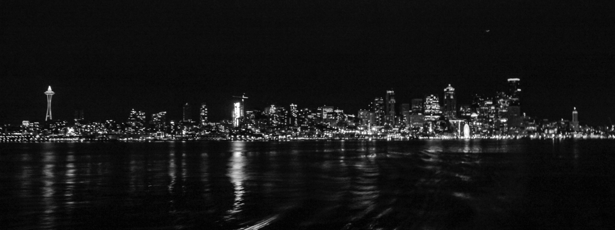 Seattle  by OutHouseStudio