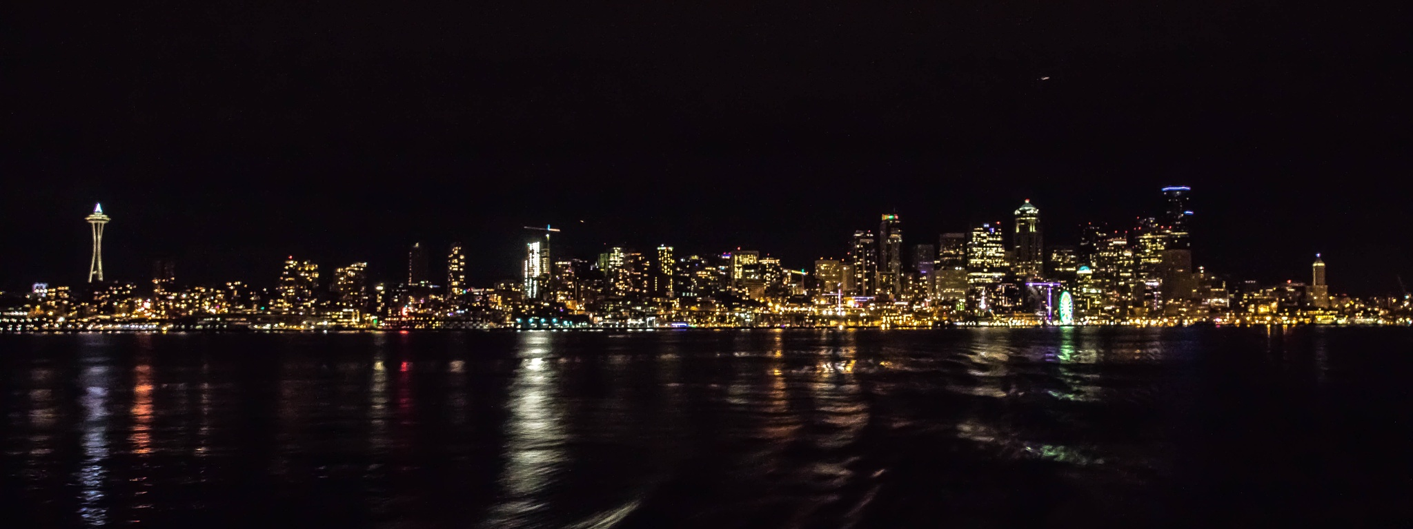 Seattle in Color by OutHouseStudio