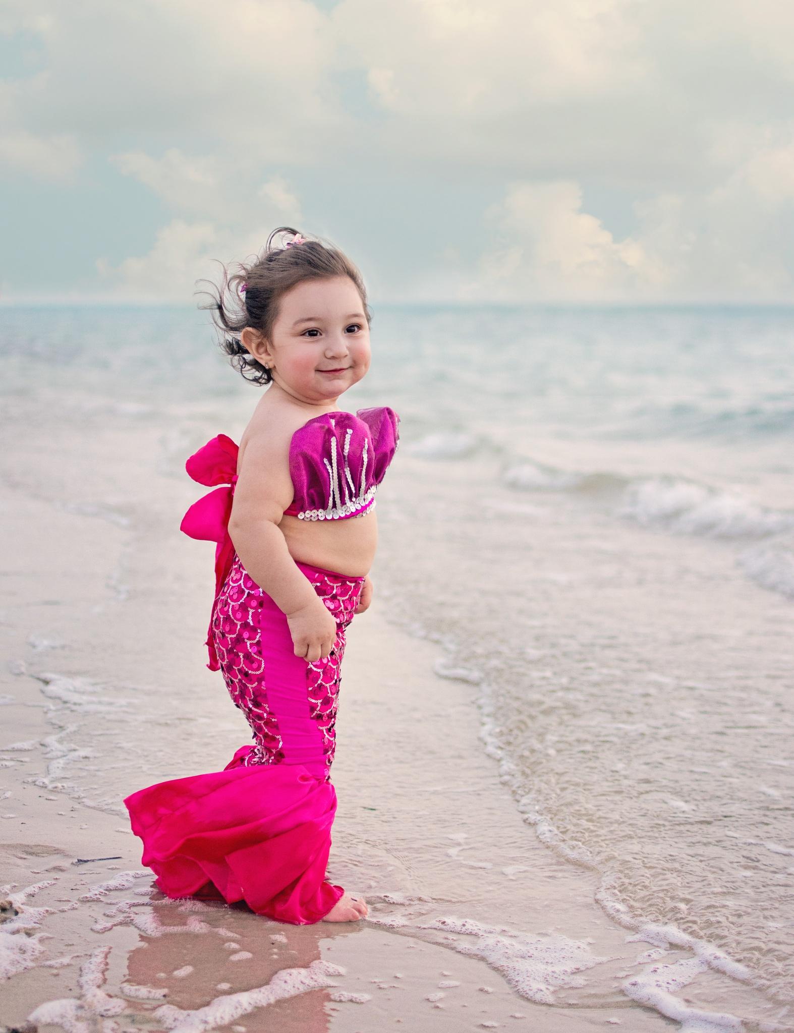 Little Mermaid by Aymen Felfel
