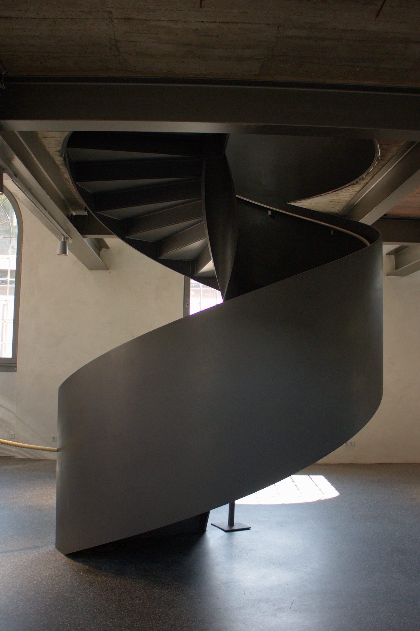 Treppe / Staircase by Rolf-Dieter Balindt