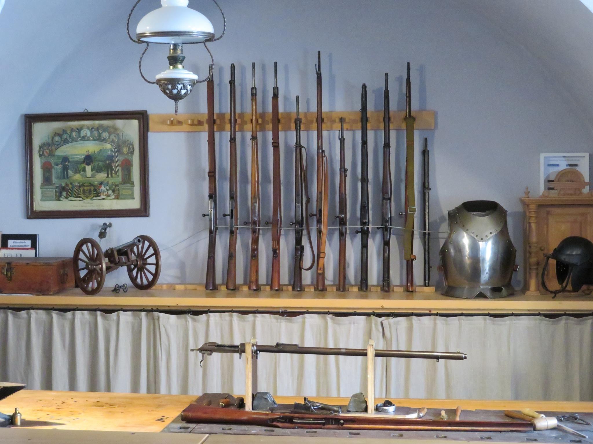 Büchsenmacher / gunsmith by Rolf-Dieter Balindt