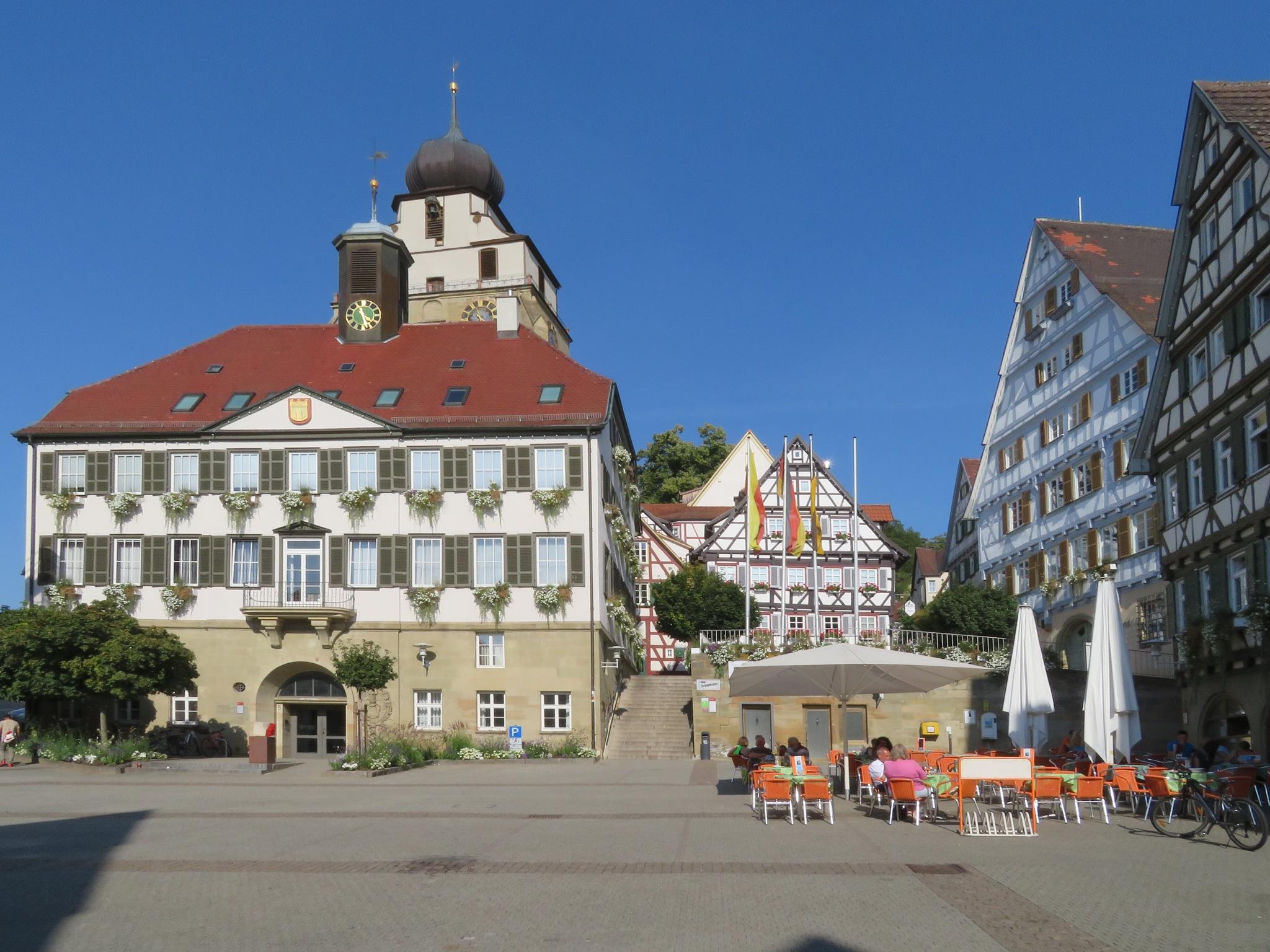 Rottenburg am Neckar by Rolf-Dieter Balindt