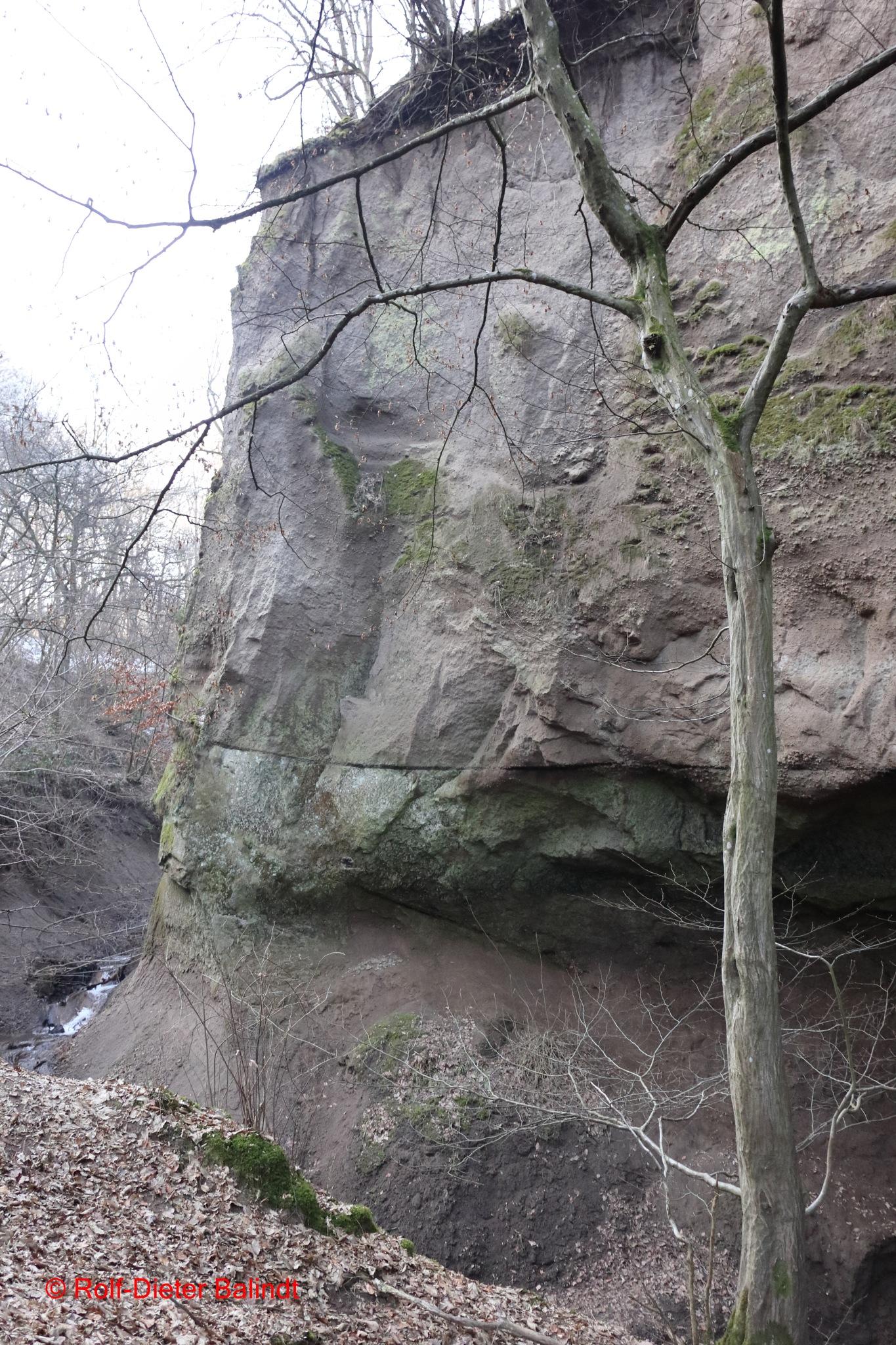 Wolfsschlucht / Wolves-gorge by Rolf-Dieter Balindt