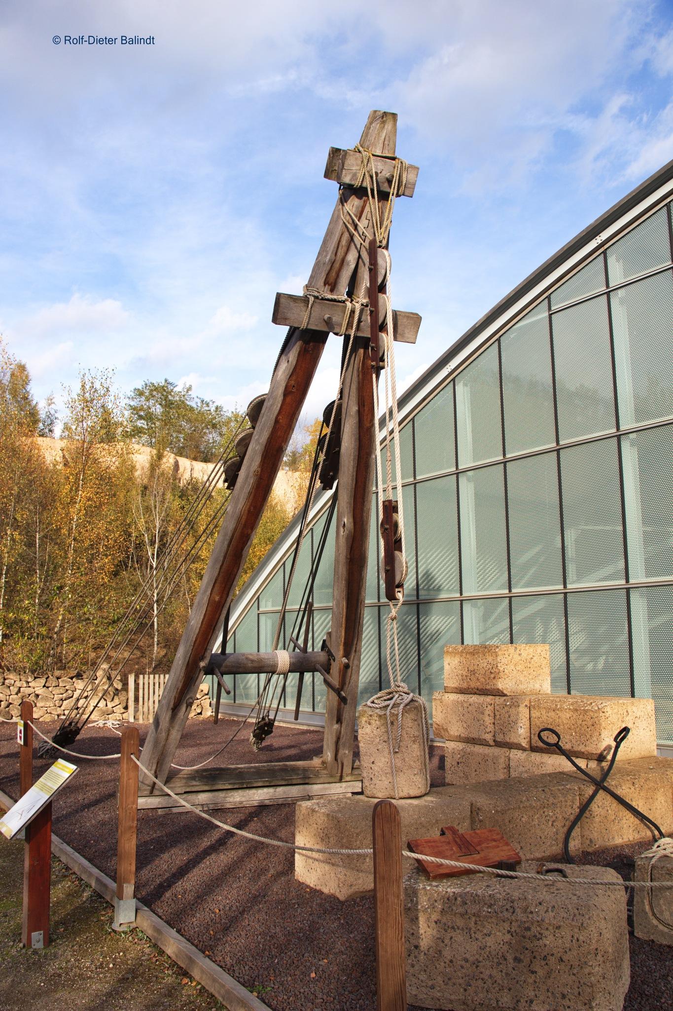 Bergwerk / mine by Rolf-Dieter Balindt