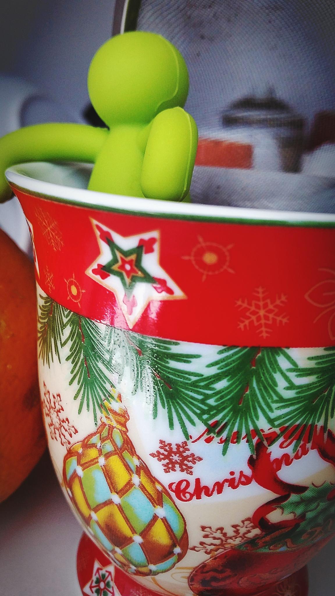 Christmas Tea  by estraub