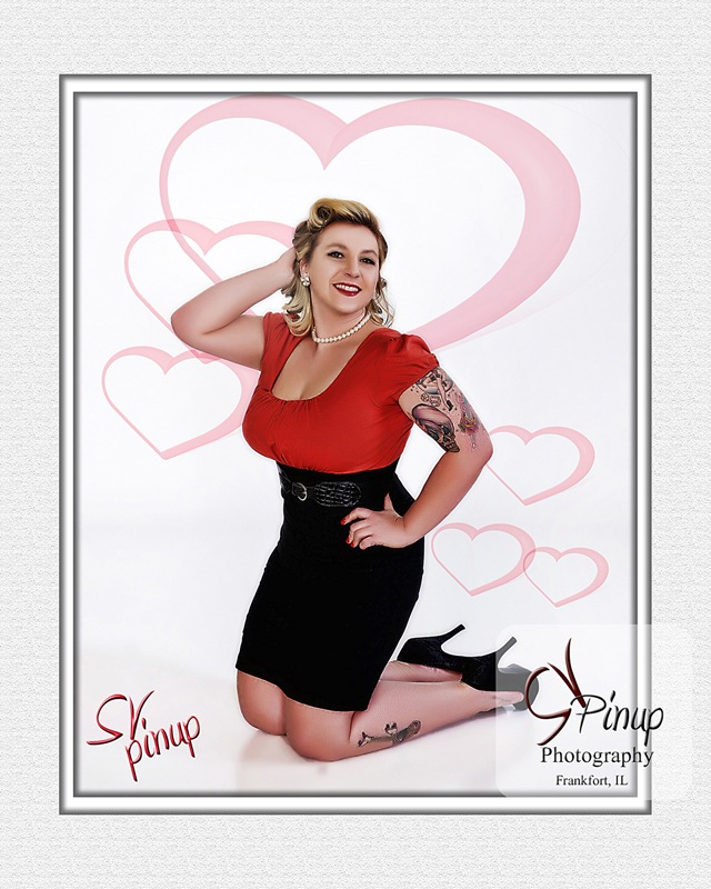 Classic Pinup #882 SV Pinup by SVpinup