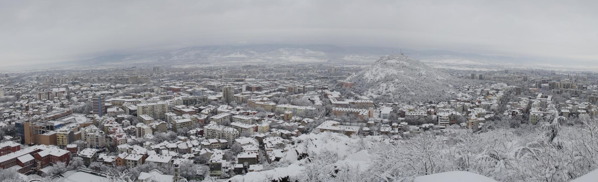 Plovdiv by George Stanciu