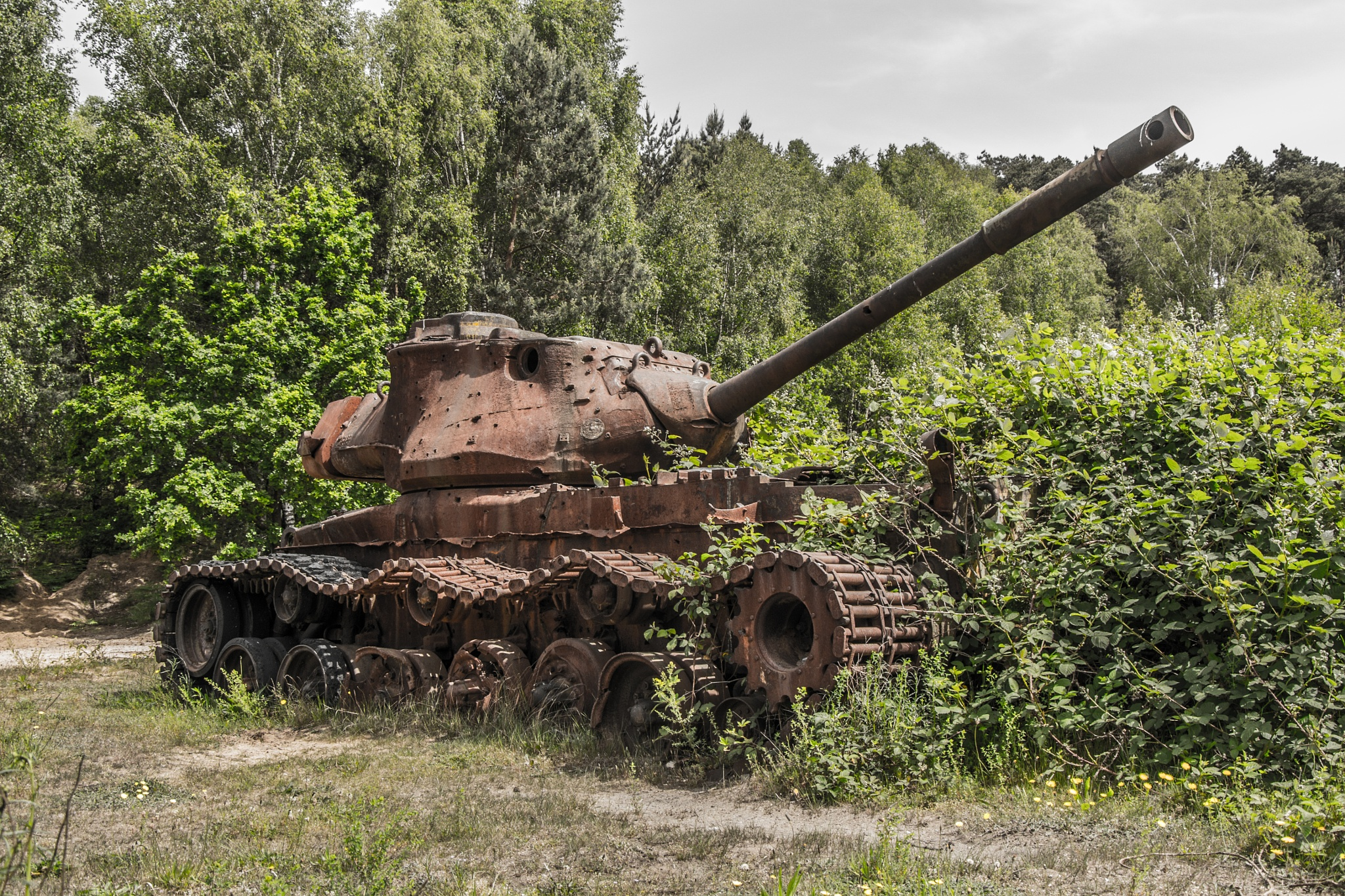 Tank in Wood by mb-disign