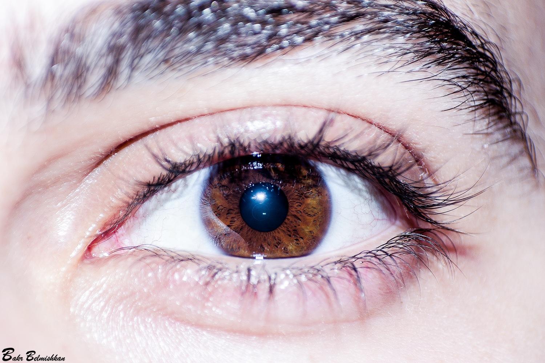 eye by Bakr Belmishkan