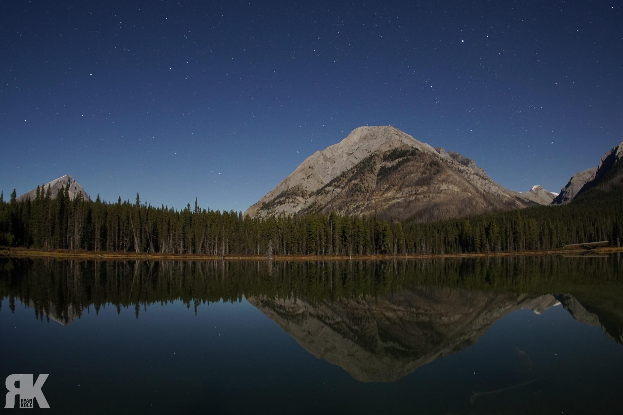 Mountain Stillness by Ryan Kole