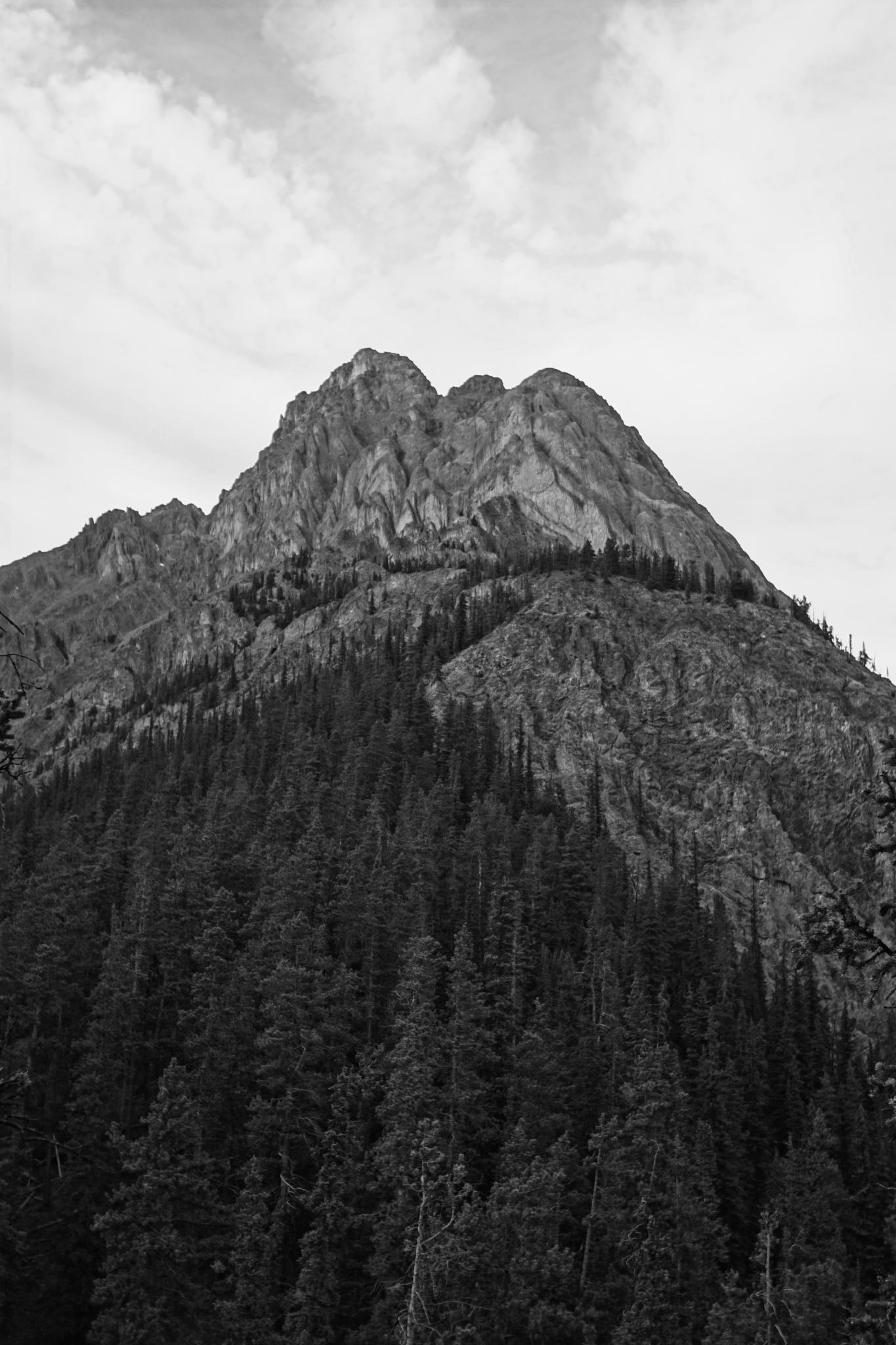 Mount Louis by Ryan Kole