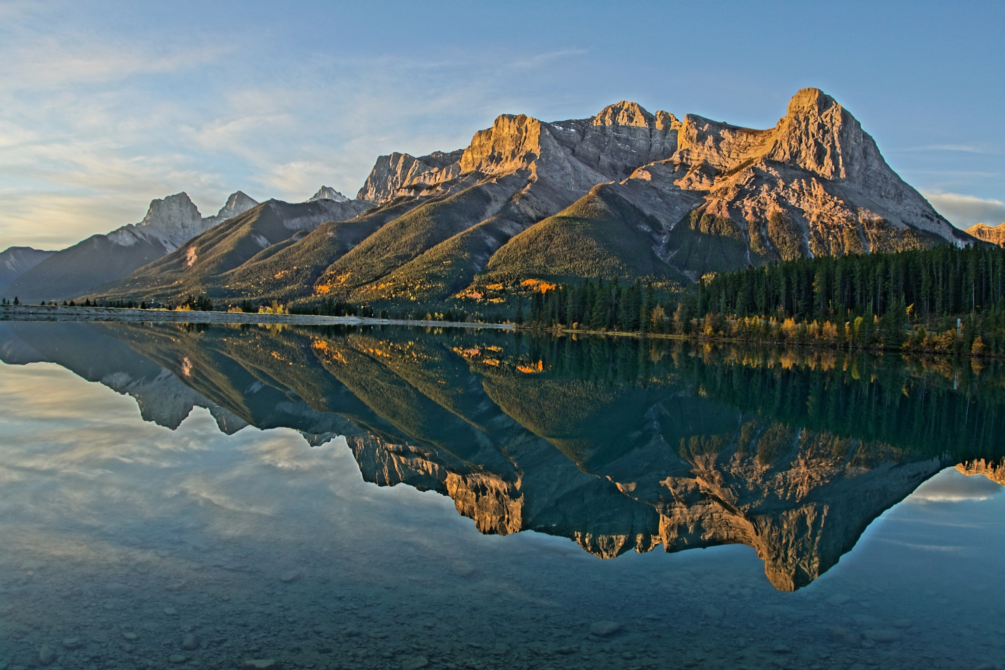 Mountain Reflection by Ryan Kole