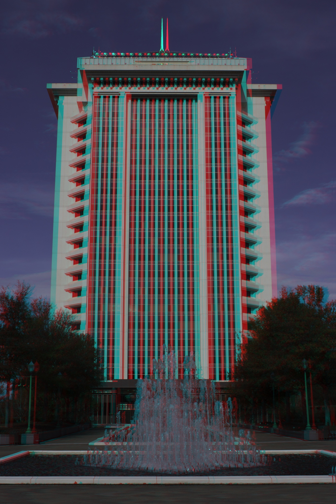 3D RSA Tower by Marcus Adams