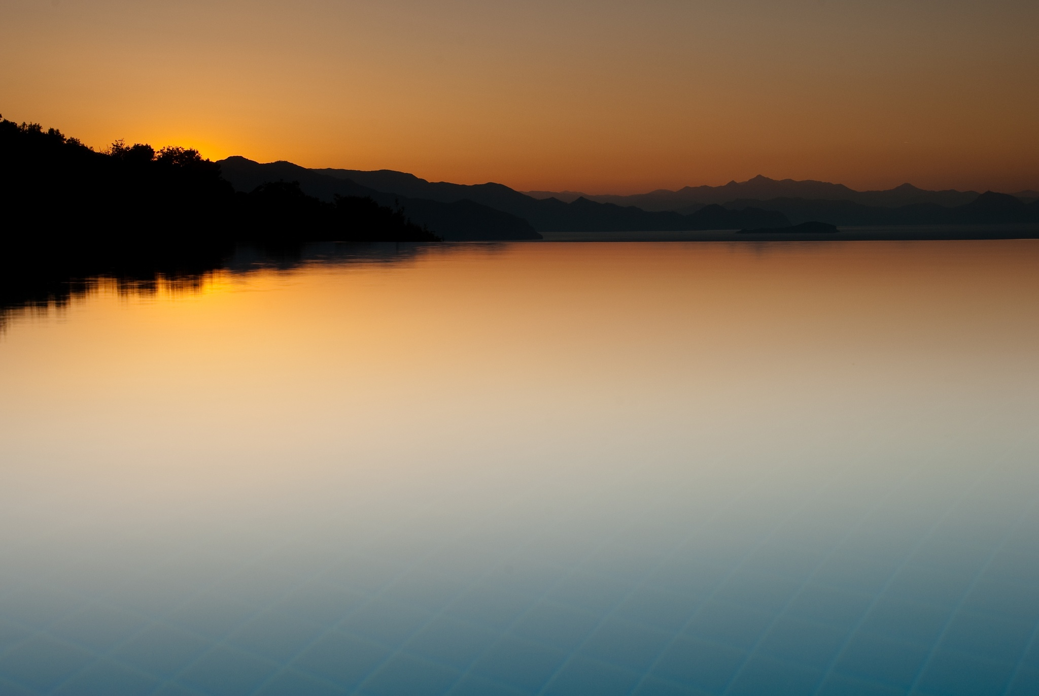 Infinity Pool, Turkey by D Green