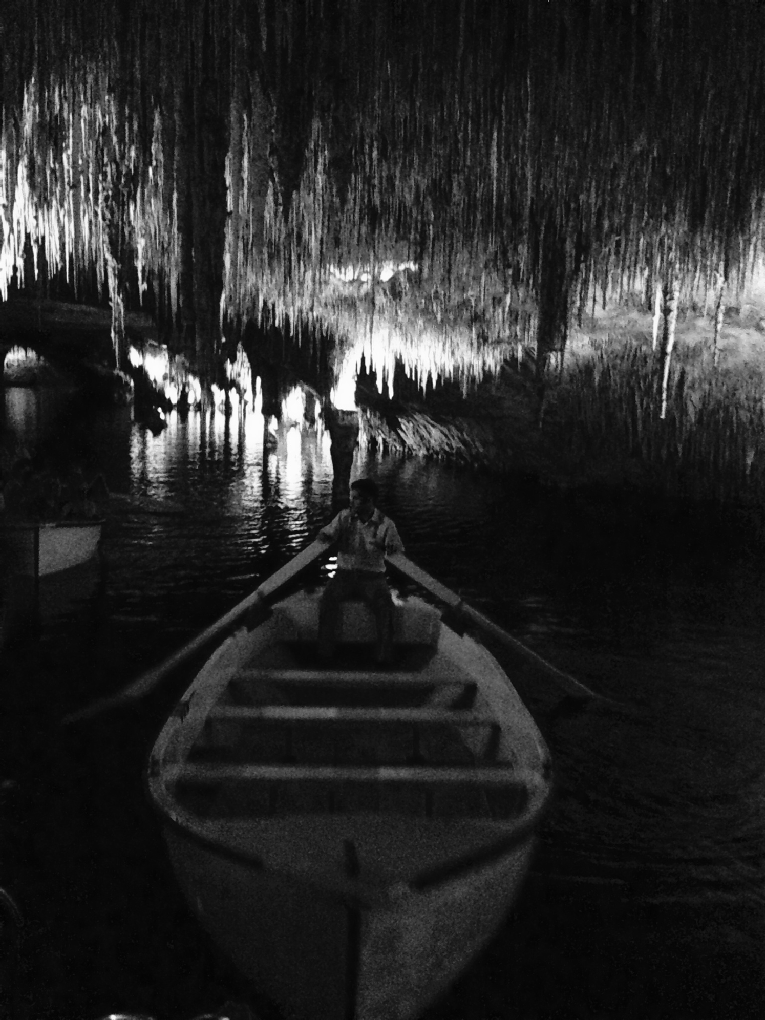 Romantic Cave Ride by blackandwhitesoul.com