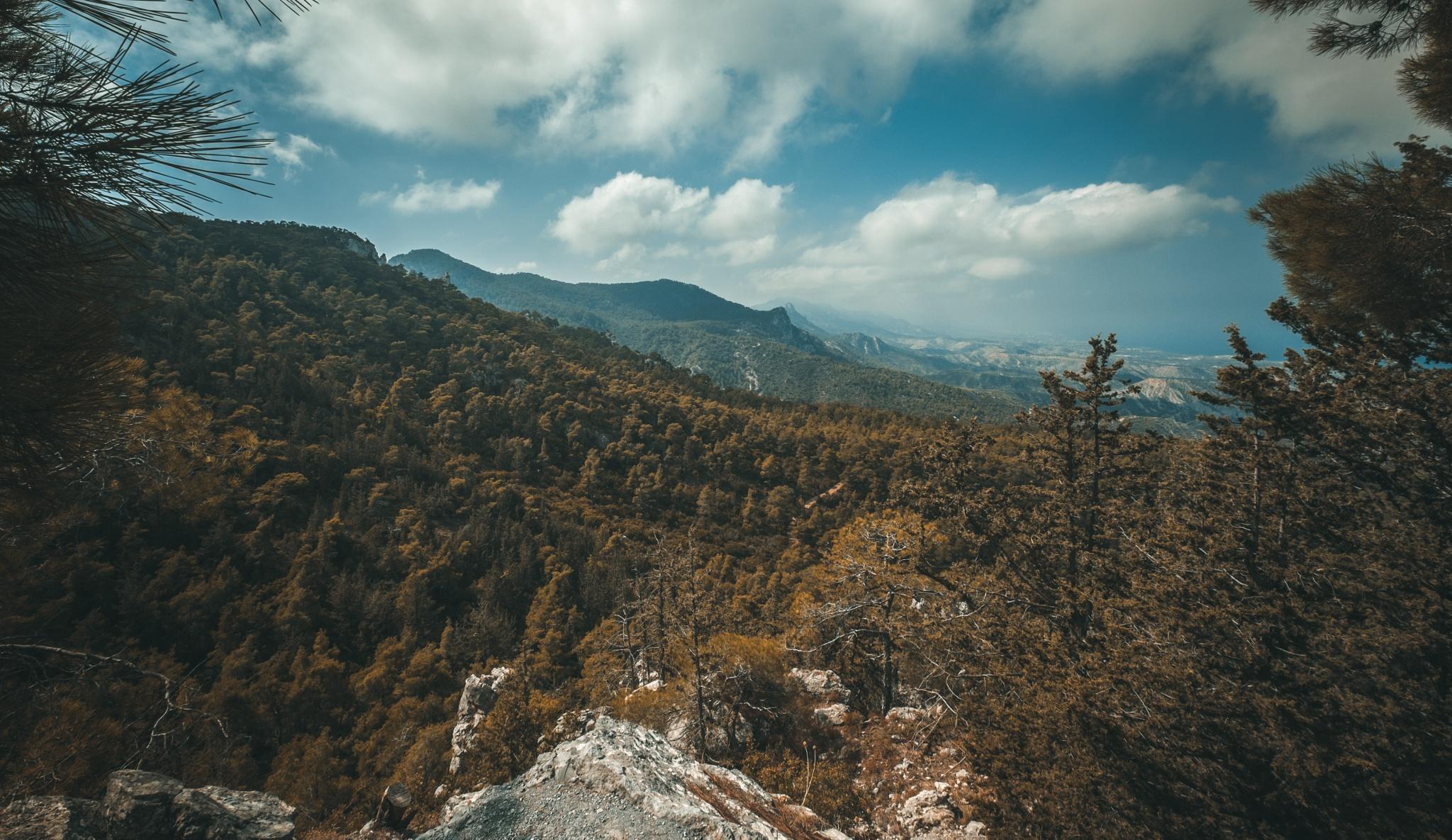 North Cyprus by Ediz Kaymaklili