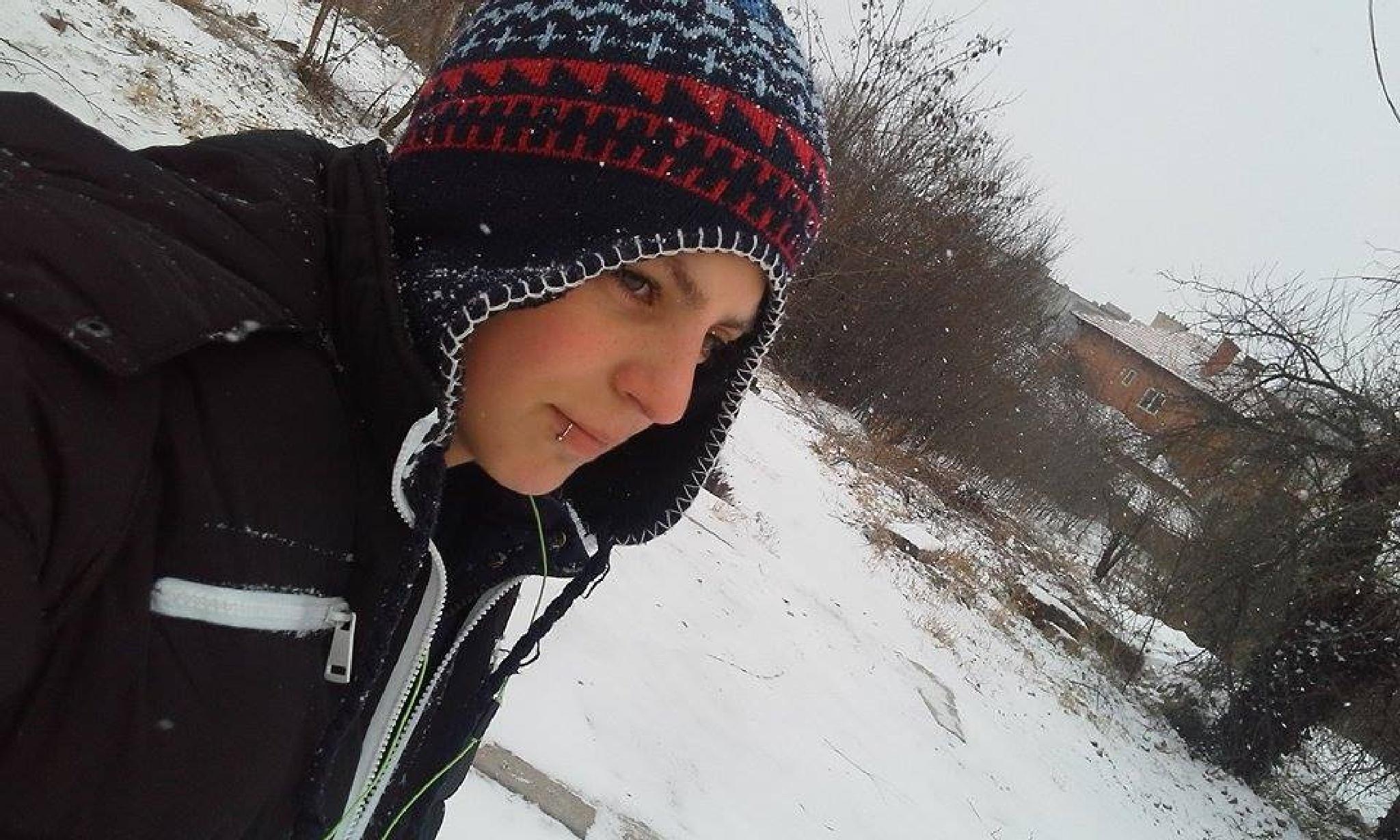 счастлив первый снег by nanozen