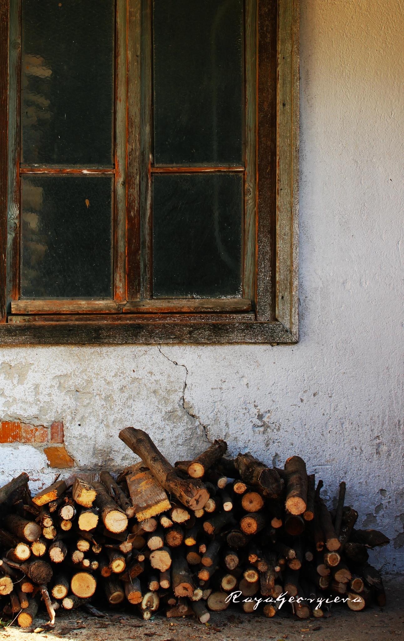 window by Raya GeoRgieva