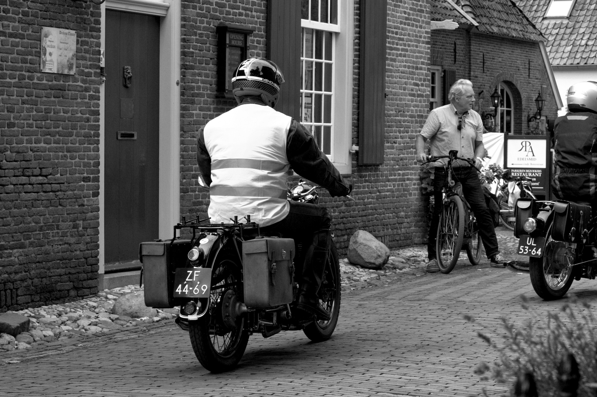 Old times in Holland by Bob66