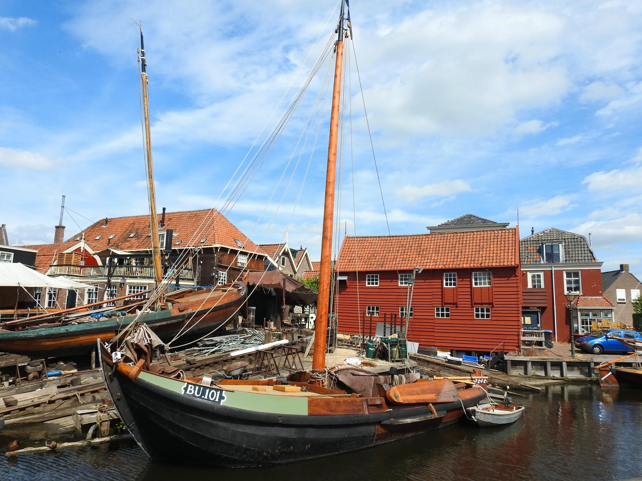 Spakenburg - Holland by Bob66