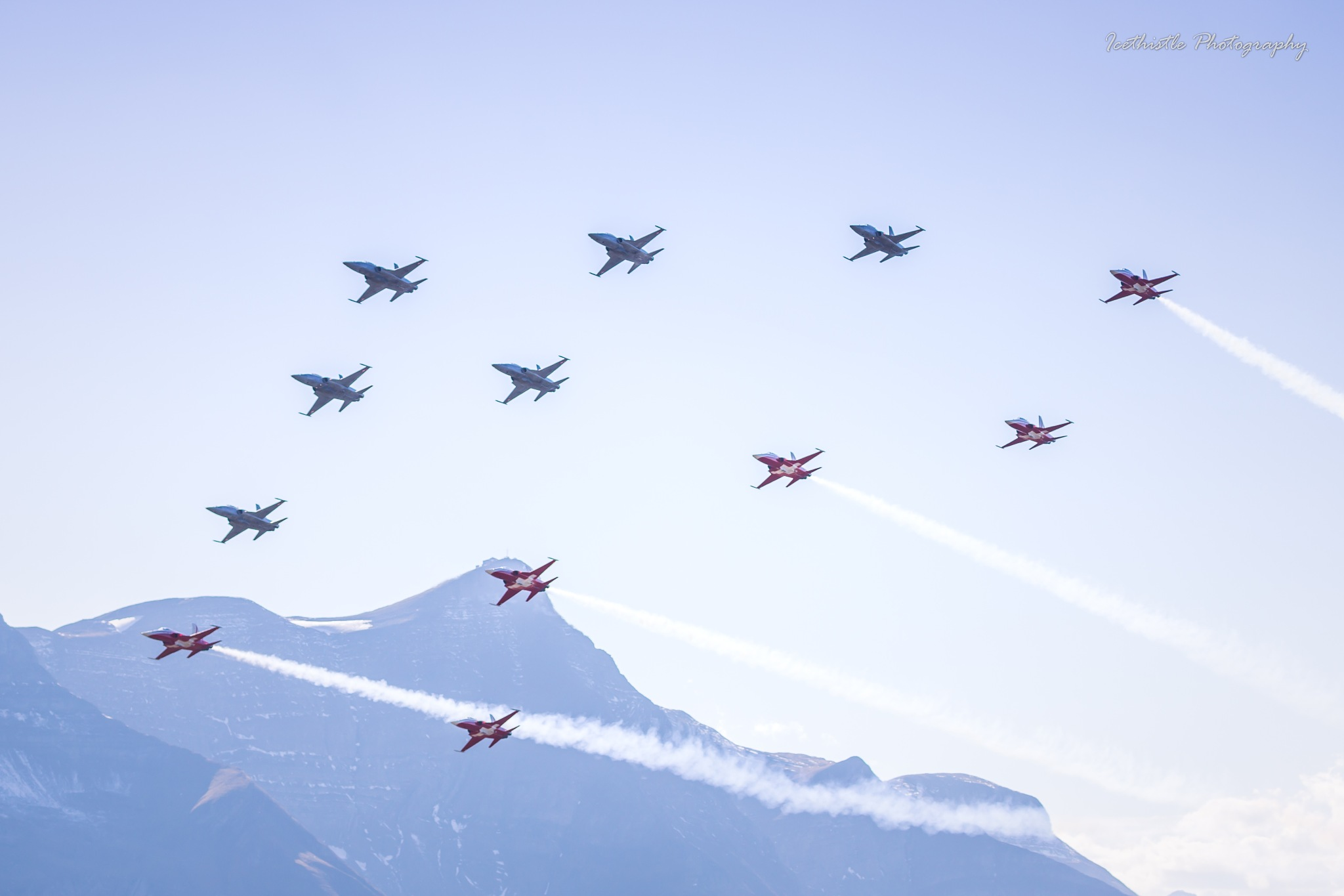 In Formation by Icethistle Photography