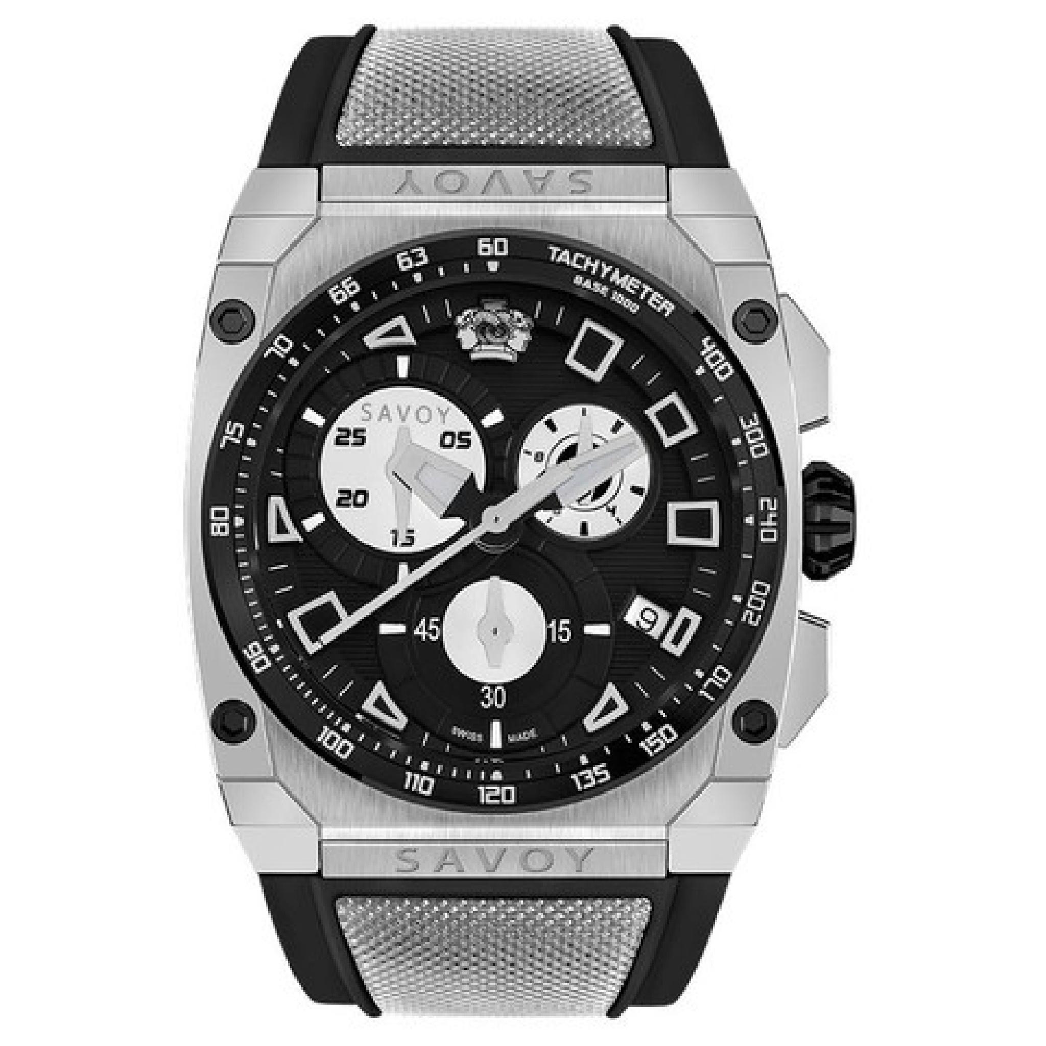 Luxury Watches - Savoy Extreme Chronograph Wrist Watch by husen12
