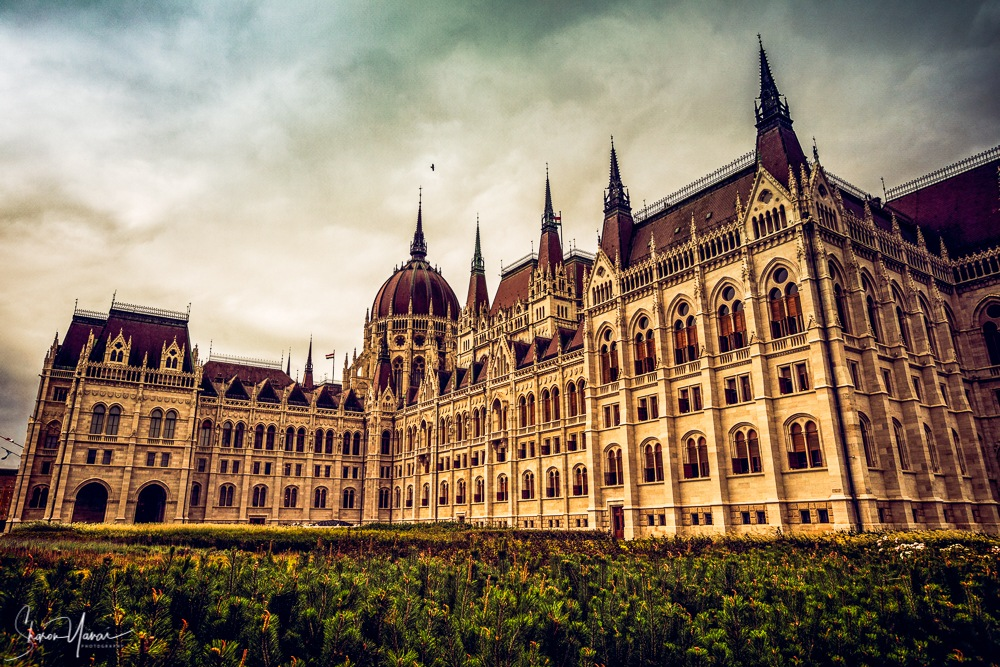 Hungarian Parliament by Sharon Yanai Photography
