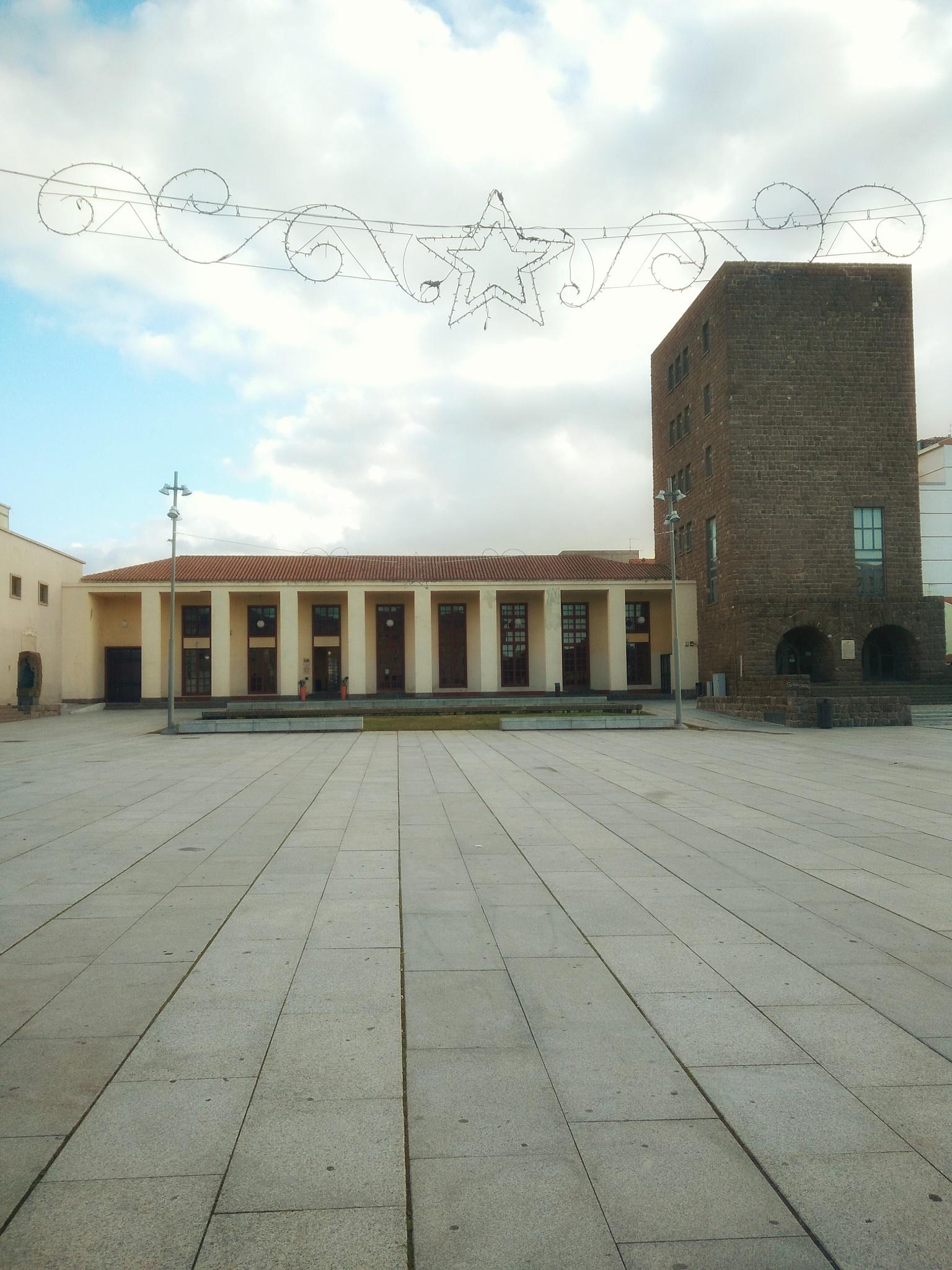 Torre Littoria 2 by Fabio Pinna