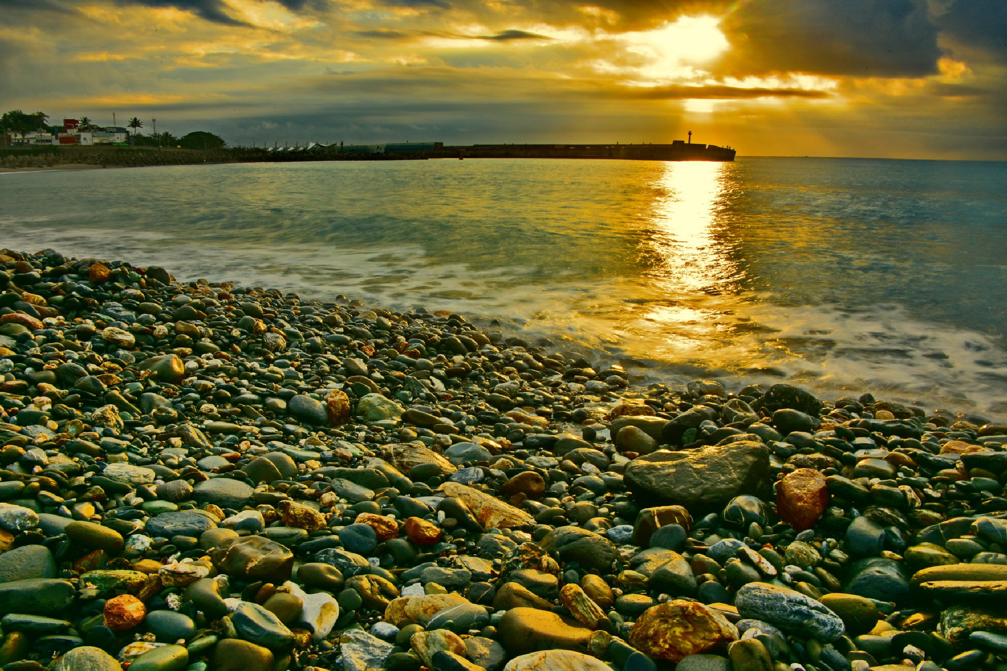 Morning tide. by petertyghbn