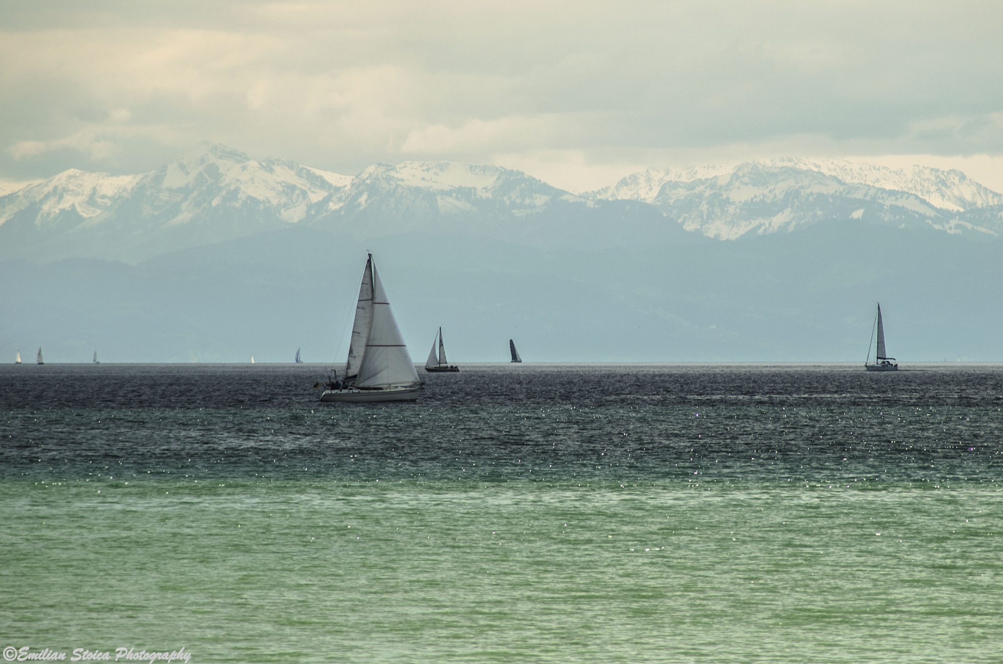 Sailing by Stoica Emilian