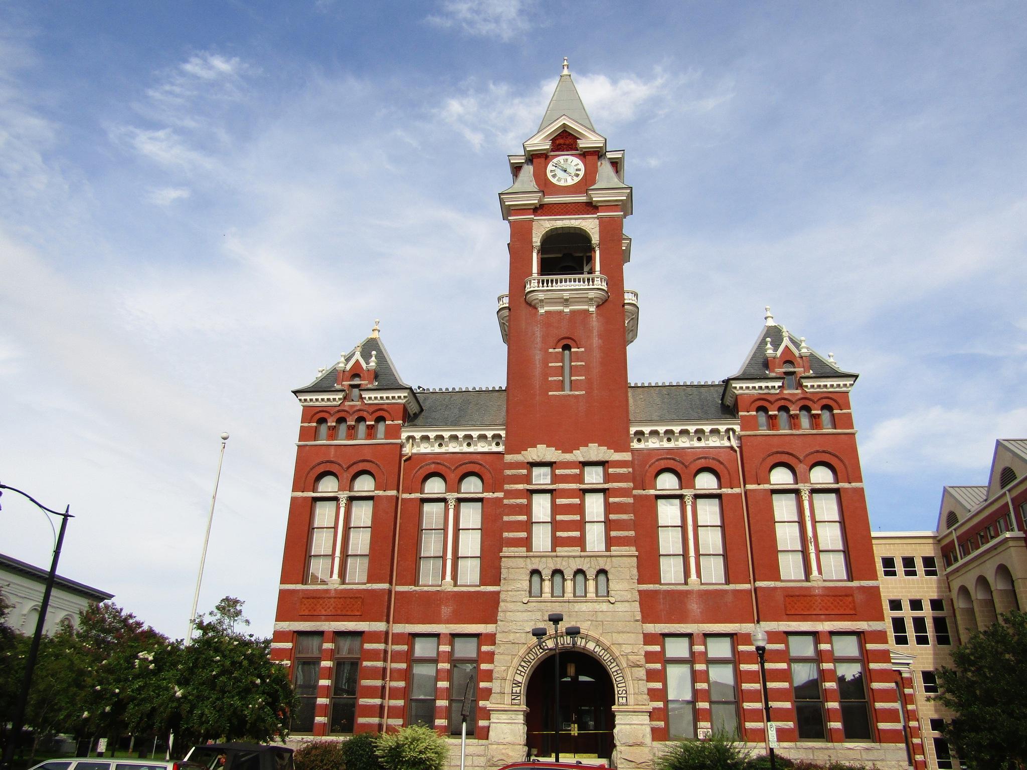 New Hanover County Courthouse by StevenKlabunde