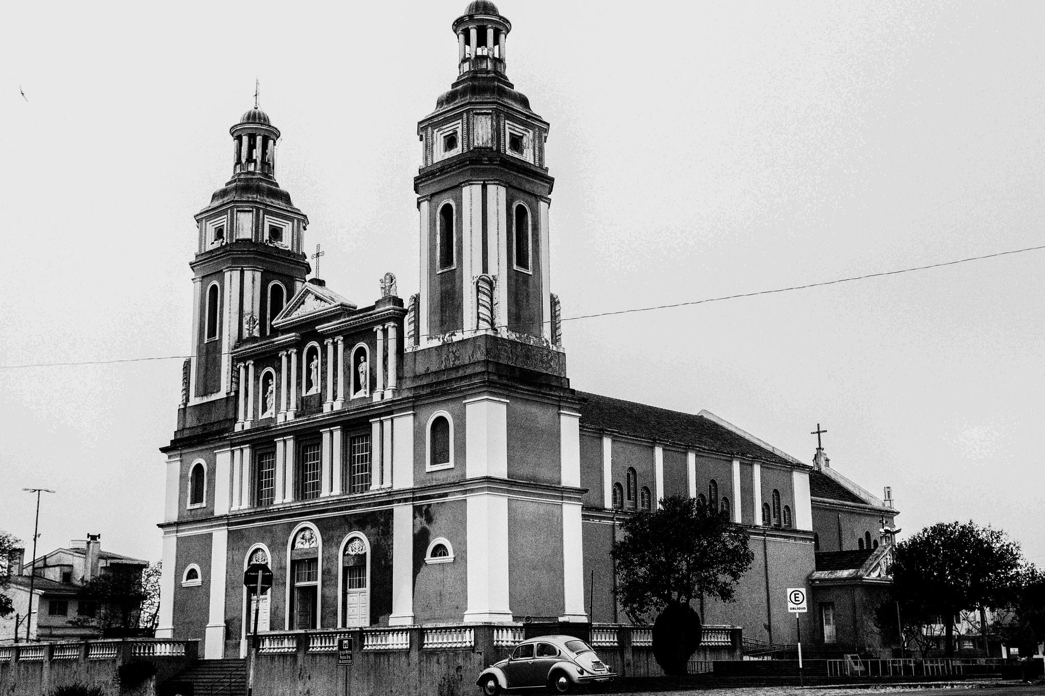 Igreja Matriz Nossa Senhora Da Assunção by williancorrea