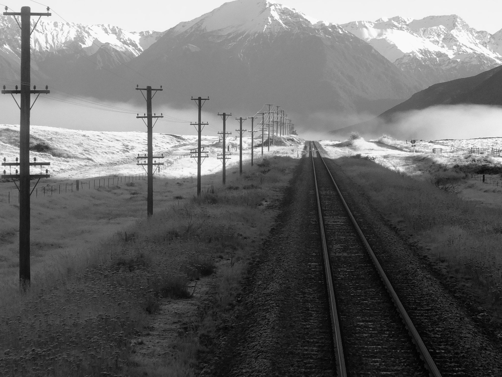 Christchurch to Greymouth NZ  by donaldparish12