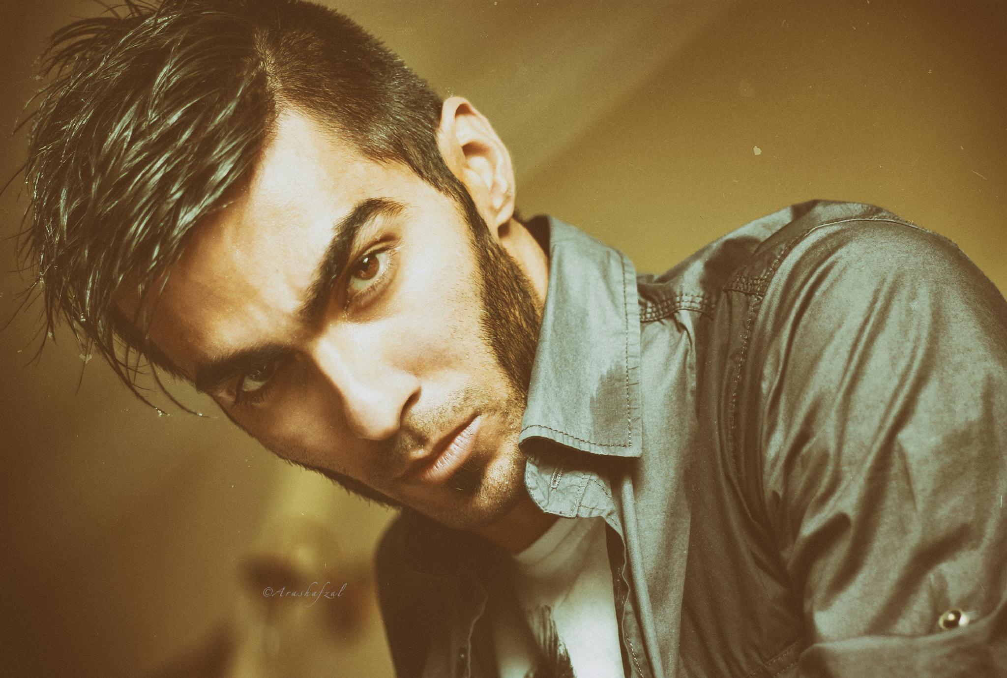 #portrait Alpha  by Arashafzal