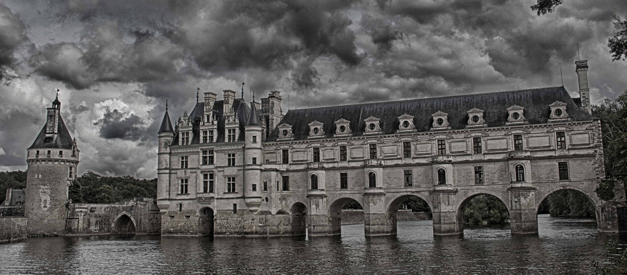 chenonceau by abeille77