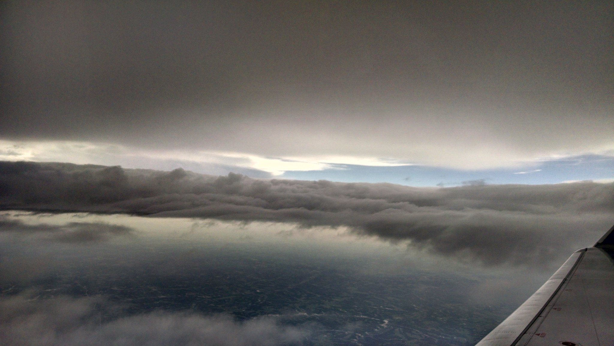 Storm Above Nashville by Scorpio13 Photography