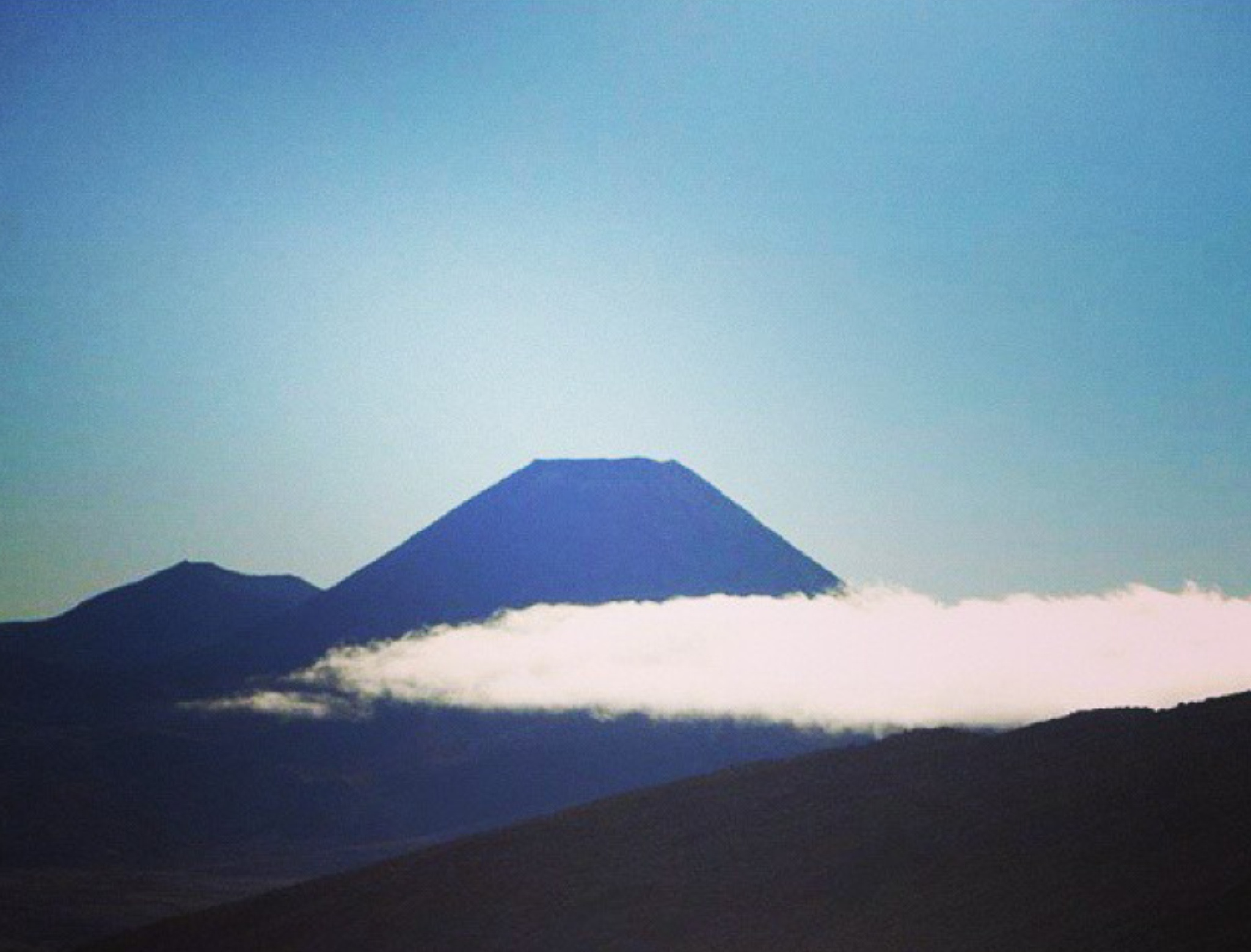 The Land Of The Long White Cloud - Aotearoa by Hannah McDonagh